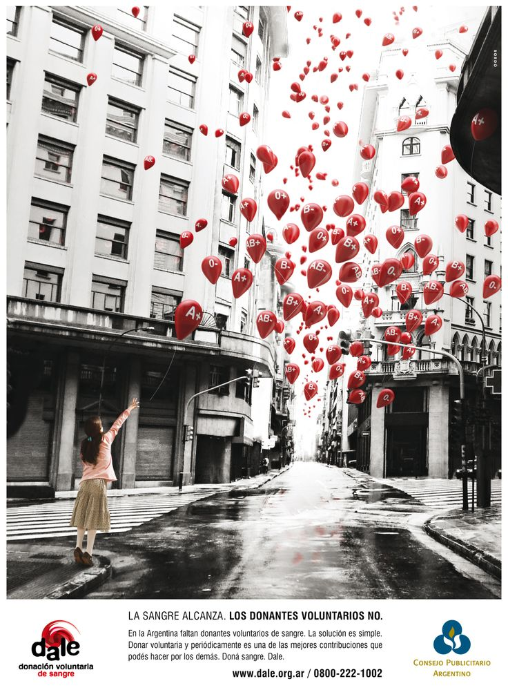 """Donar sangre"" 2008"