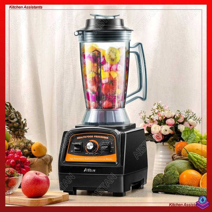 A7400 3HP BPA FREE 3.9L <b>commercial professional</b> smoothies ...
