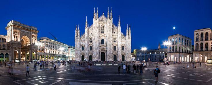 Photograph Duomo Milano weare500px by Ignazio Marassi on 500px