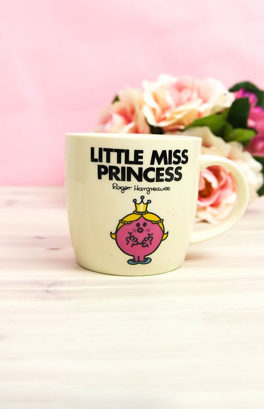 Mr Men Mug - Little Miss Princess | Apartment | Peppermayo