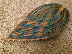 Baskets and more......: Weaving with Flo