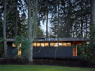 Garden Studio - modern - garage and shed - seattle - by SHKS Architects