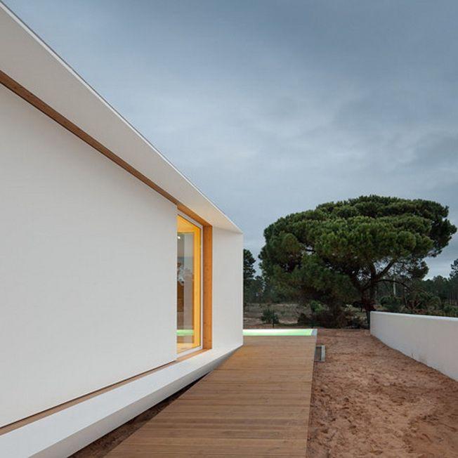 MIMA House w Alentejo najnowszym z serii portugalskich domów prefabrykowanych