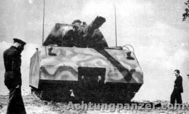 2 Panzerkampfwagen VIII Maus