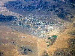 Fort Irwin, California...  love it, dont hate it. make the best out of it. :)