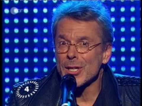 Reinhard Mey - Über den Wolken (ZDF, live) der Klassiker mit der Luftaufsichtsbaracke