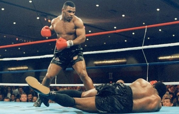Mike Tyson - one of the greatest boxers of all time