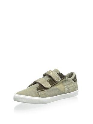 27% OFF Gorila Kid's Double-Strap Sneaker (Taupe)