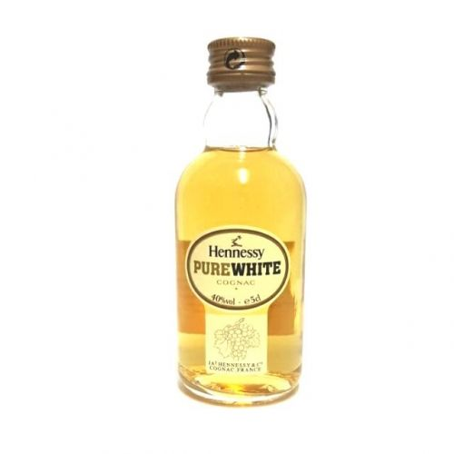 Hennessy Pure White Cognac 50ml Miniature
