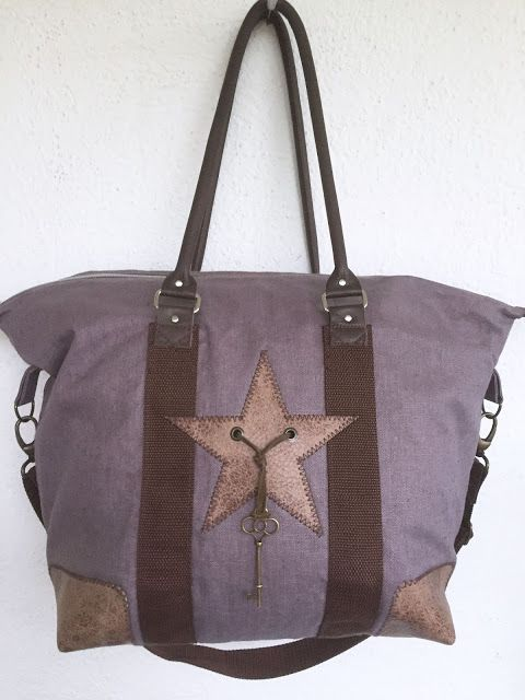 "Sewing Freebie ""Johnboy"" Tasche by Elbmarie"