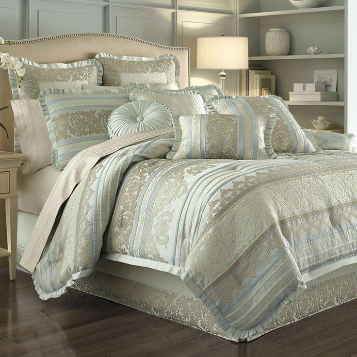 Queen Street® Montague 4-pc. Comforter Set & Accessories