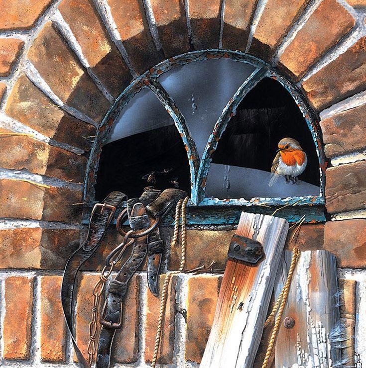 Художник Jan Weenink. Мир птиц. Обсуждение на LiveInternet - Российский Сервис…