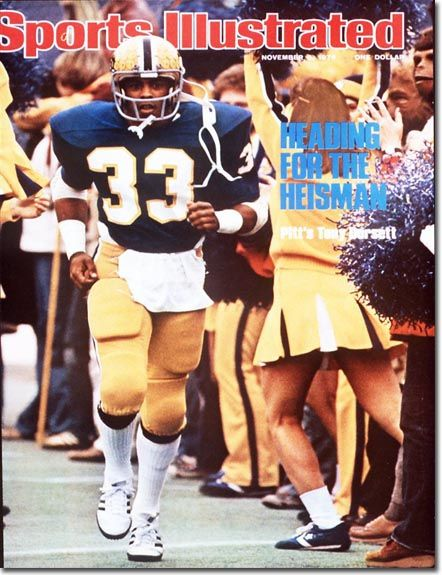 Tony Dorsett, grew up in aliquippa, pa, played ball at hopewell hs and pitt and then for some team in texas