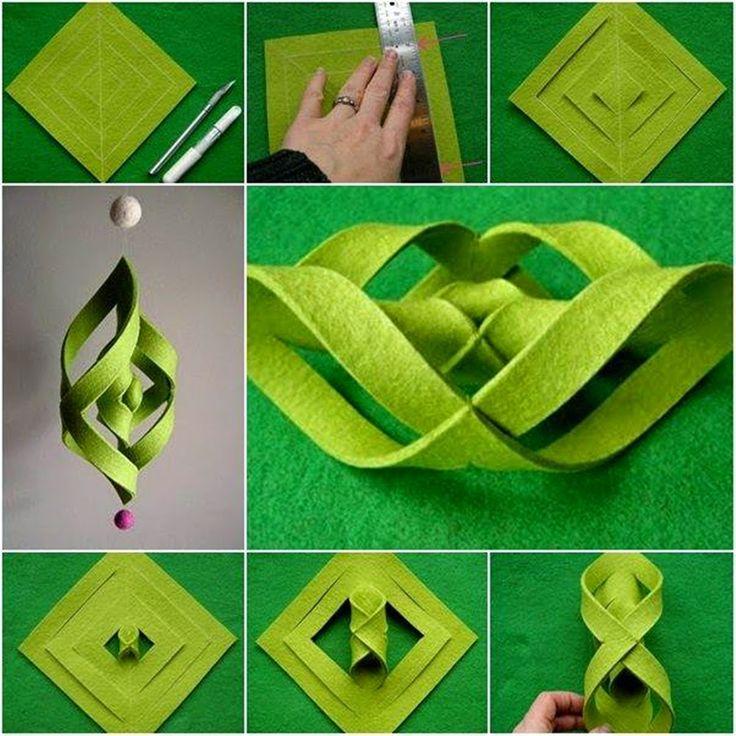 MENTŐÖTLET - kreáció, újrahasznosítás: Háromdimenziós dekoráció
