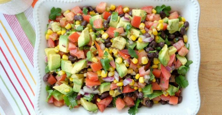 Taste And See Why This Cowboy Salsa Is A Favorite Year After Year