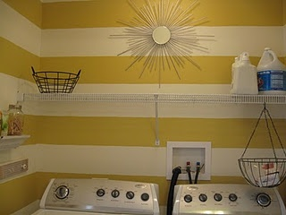 Pop! Little space-- big impact!: Laundry Roommud, Laundry Rooms Mud, Traditional Laundry, Roommud Rooms, Rooms Mud Rooms