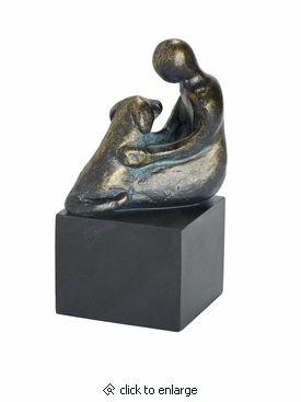 Our Favorite -Remembering Pet Dog Sculpture Keepsake Cremation Urn