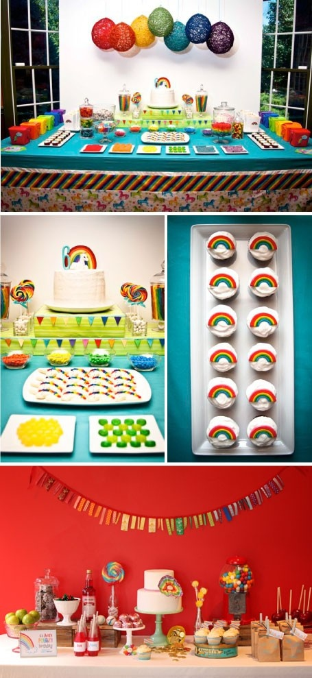 Rainbow Brite for Siarna for a party idea?