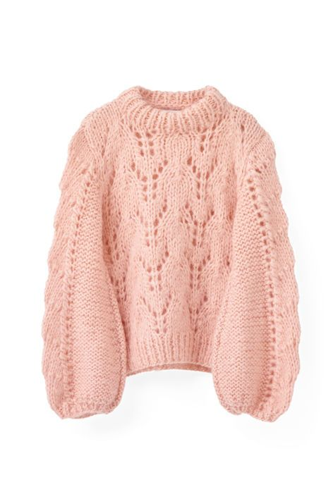 Faucher Pullover, Cloud Pink