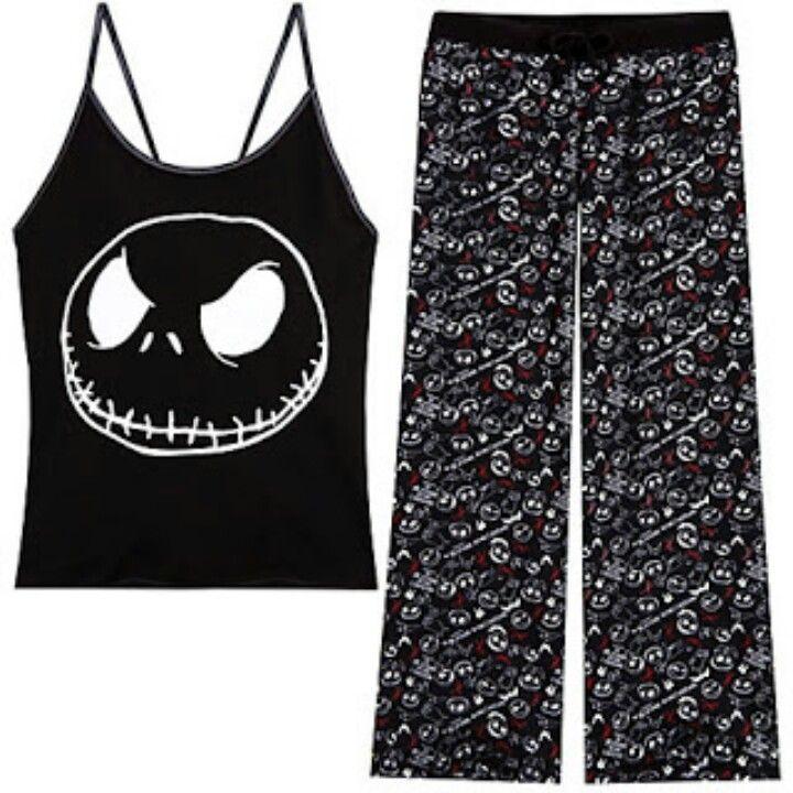 1a6210921 Nightmare Before Christmas Pajamas | X-Mas