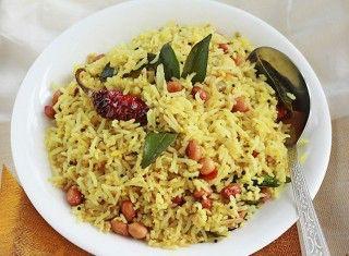 Maavinakayi Chitranna – Riso con mango crudo