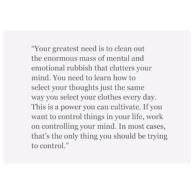 Choose he thoughts that cultivates your being and empower you.