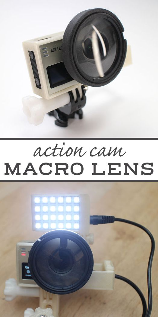 With a macro lens, the background will be out of focus, so that the object you're trying to shoot takes center stage without any background distractions. #3Dprinting #Fusion360