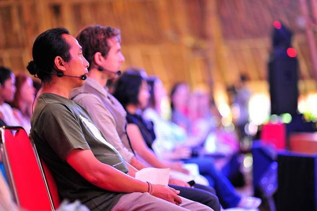 TEDxUbud 2012, via Flickr.