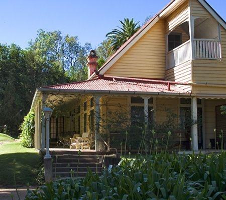 The taabinga homestead