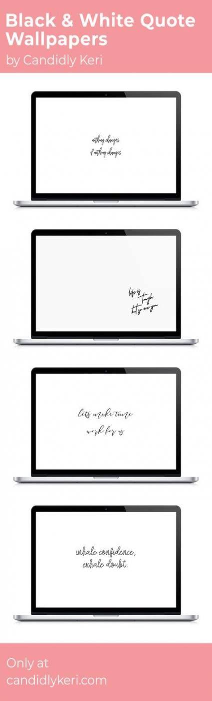 55+ Ideen Wallpaper MacBook schwarz-weiß Desktop-Hintergründe für das Jahr 2019