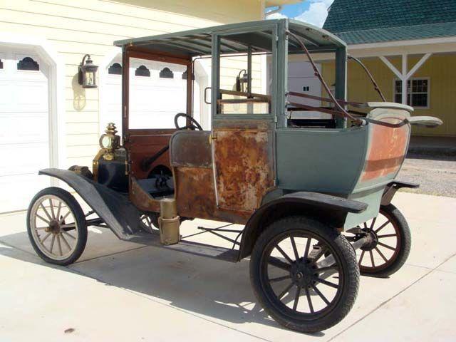 1909 Model T