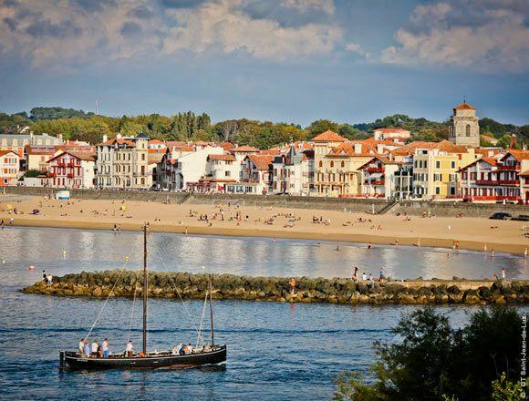 Les plus belles plages de la côte basque - Saint Jean de Luz
