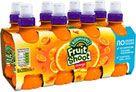 Robinsons Fruit Shoot Orange - No Added Sugar (8x200ml)