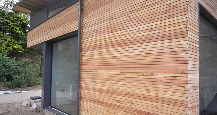 larch cladding - Google Search