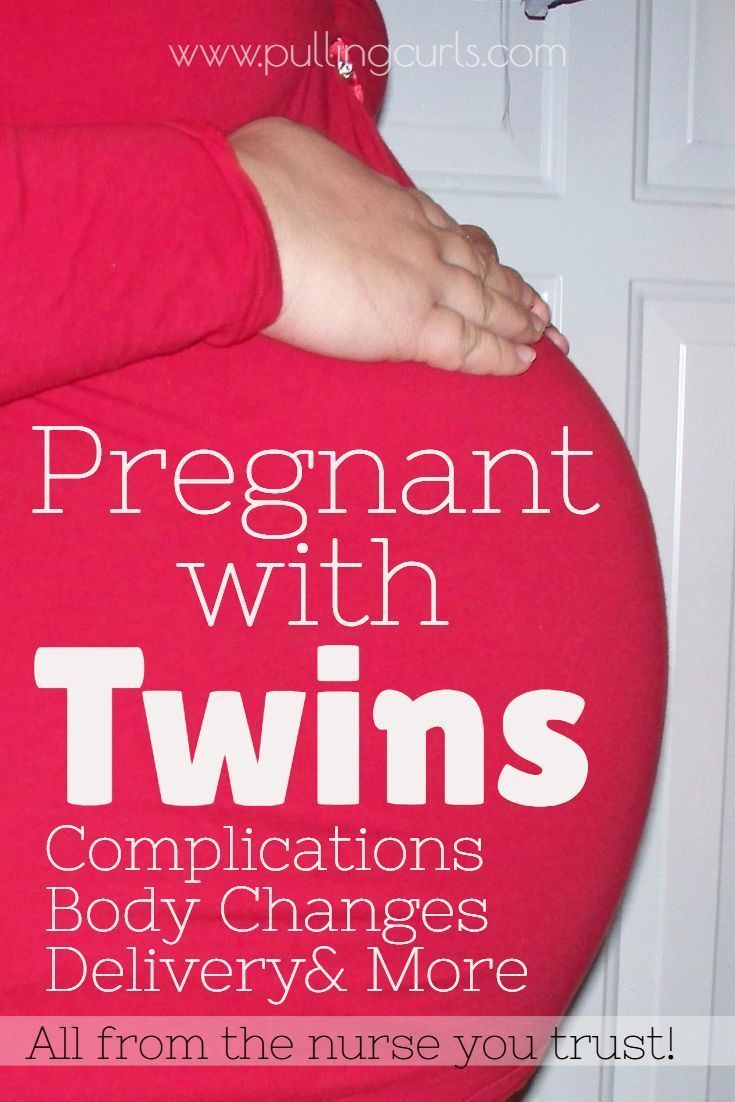 Pregnant with twins? Information all about complications, body changes, and delivery!