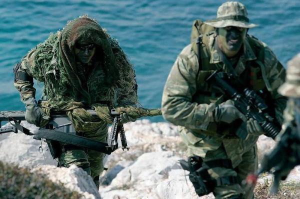 Delta Force....Greek Special Forces