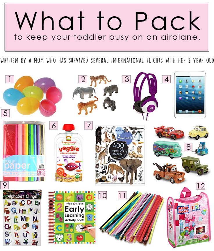 whiskey tango foxtrot: How to Keep Your Toddler Busy on an Airplane What to Pack, from an experience international traveler