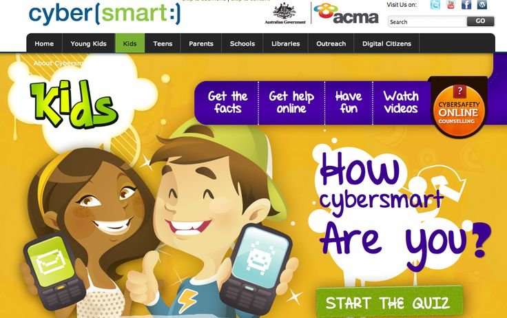 Internet safety in 6 Days.78 Resources for Digital Literacy Internet Safety- ilearn technology