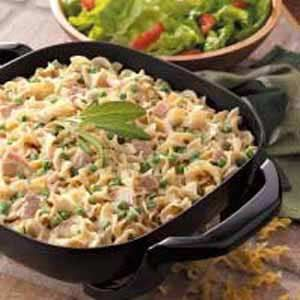 Tuna Noodle Skillet Recipe