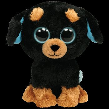 Beanie Boos little puppy his name is Tuffy!
