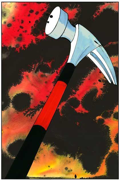 "Pink Floyd ""The Wall"": Gerald Scarfe. - Taringa!"