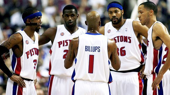 10 best images about Detroit Pistons - 2004/2005 on ...