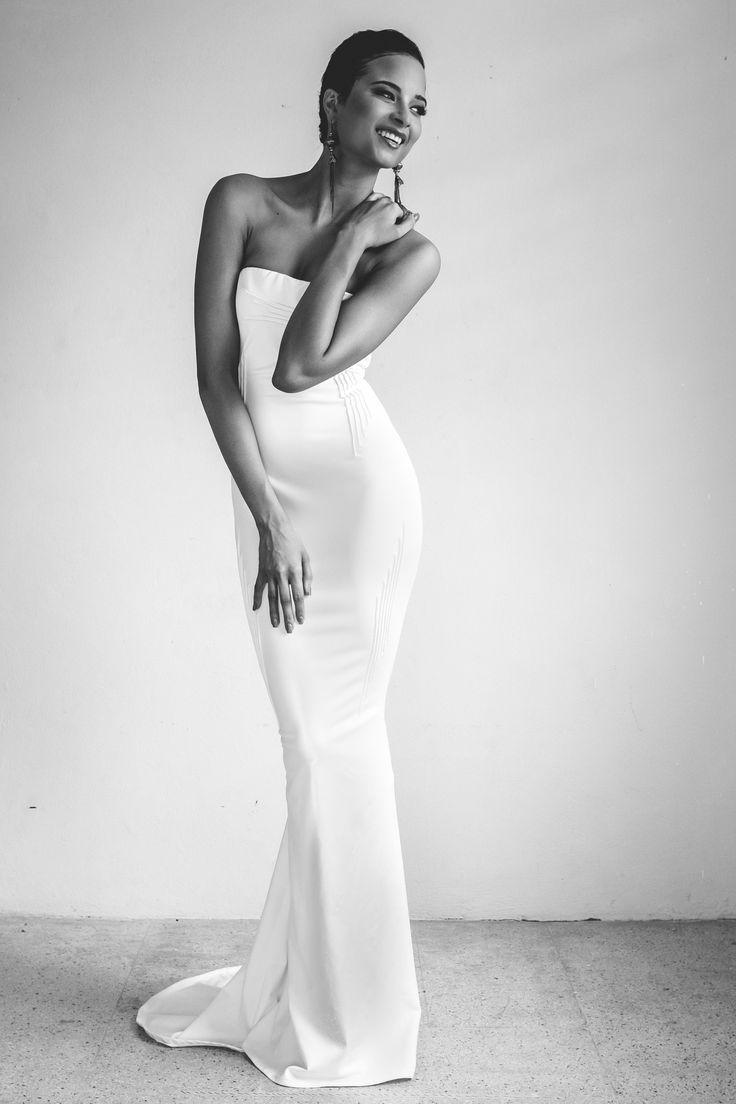 Kaci Fennell  Miss Jamaica Universe 2014  Photo By Randy Richards