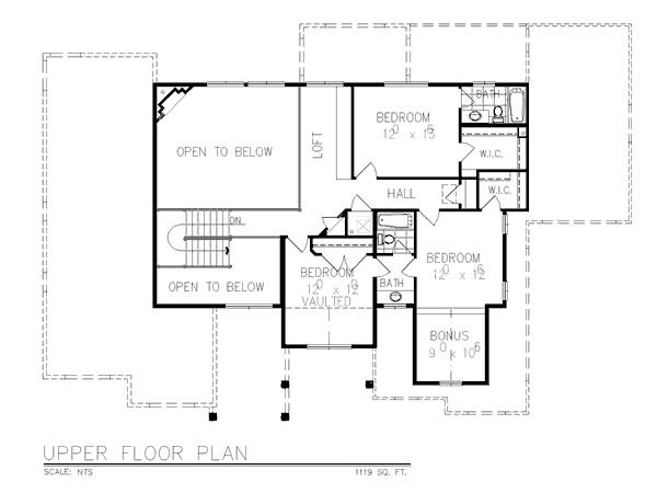 7 best elegant home plan designs images on pinterest for Family home plans 82230