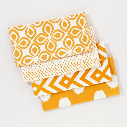 contemporary table linens by World Market