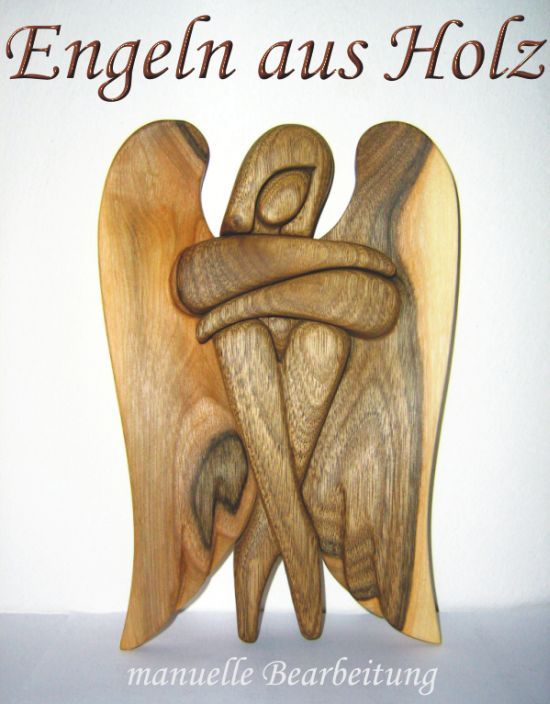 Engeln Holzplastiken