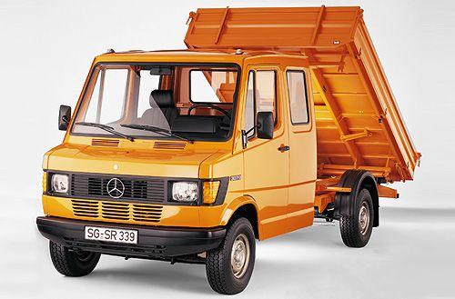 mercedes benz transporter t1 kipper 1989 mercedes. Black Bedroom Furniture Sets. Home Design Ideas