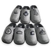 Men's NHL slippers, choose your favourite team.4 Shop online at: http://www.interavon.ca/elisabetta.marrachiodo elizabeth.marra-chiodo@rogers.com