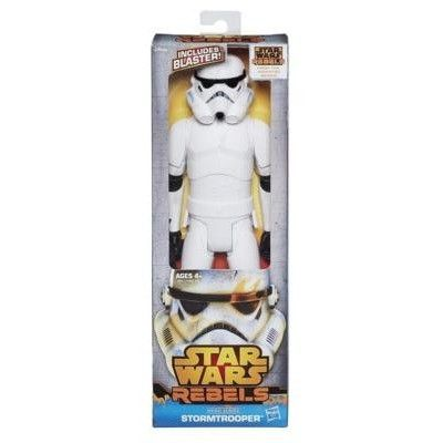 "Hasbro Star Wars Hero Series Stormtrooper 12"" Figure"