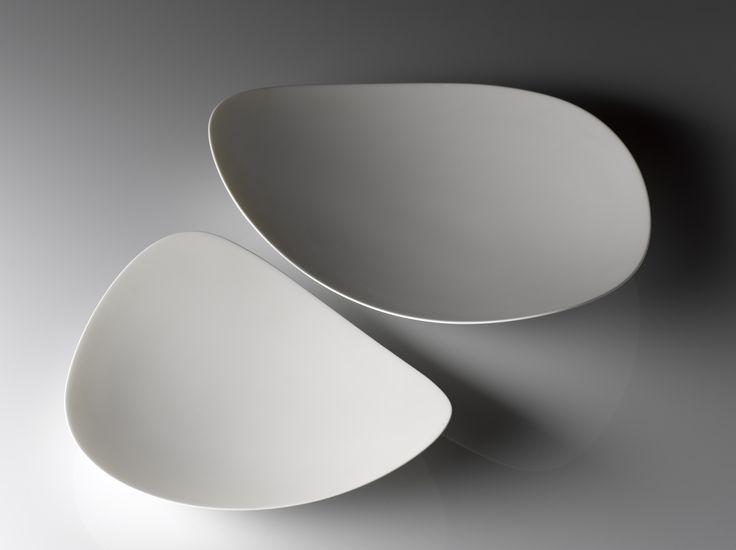 Corian bowls by Nathan Freeman